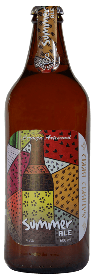 Sauber Summer Ale - 500ML