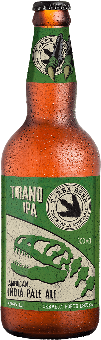 T-Rex Beer Tirano IPA 500ML