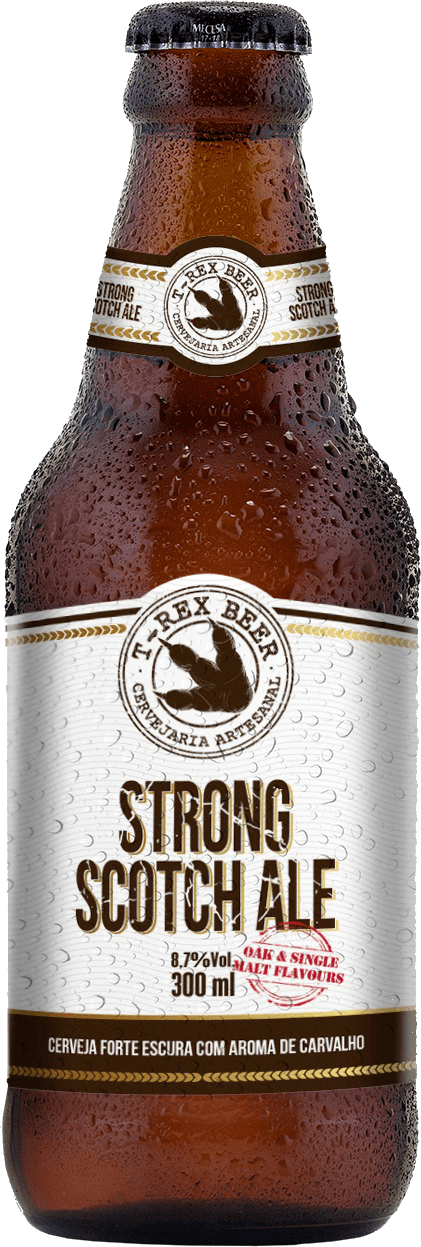 T-Rex Beer Strong Scotch Ale 300ML