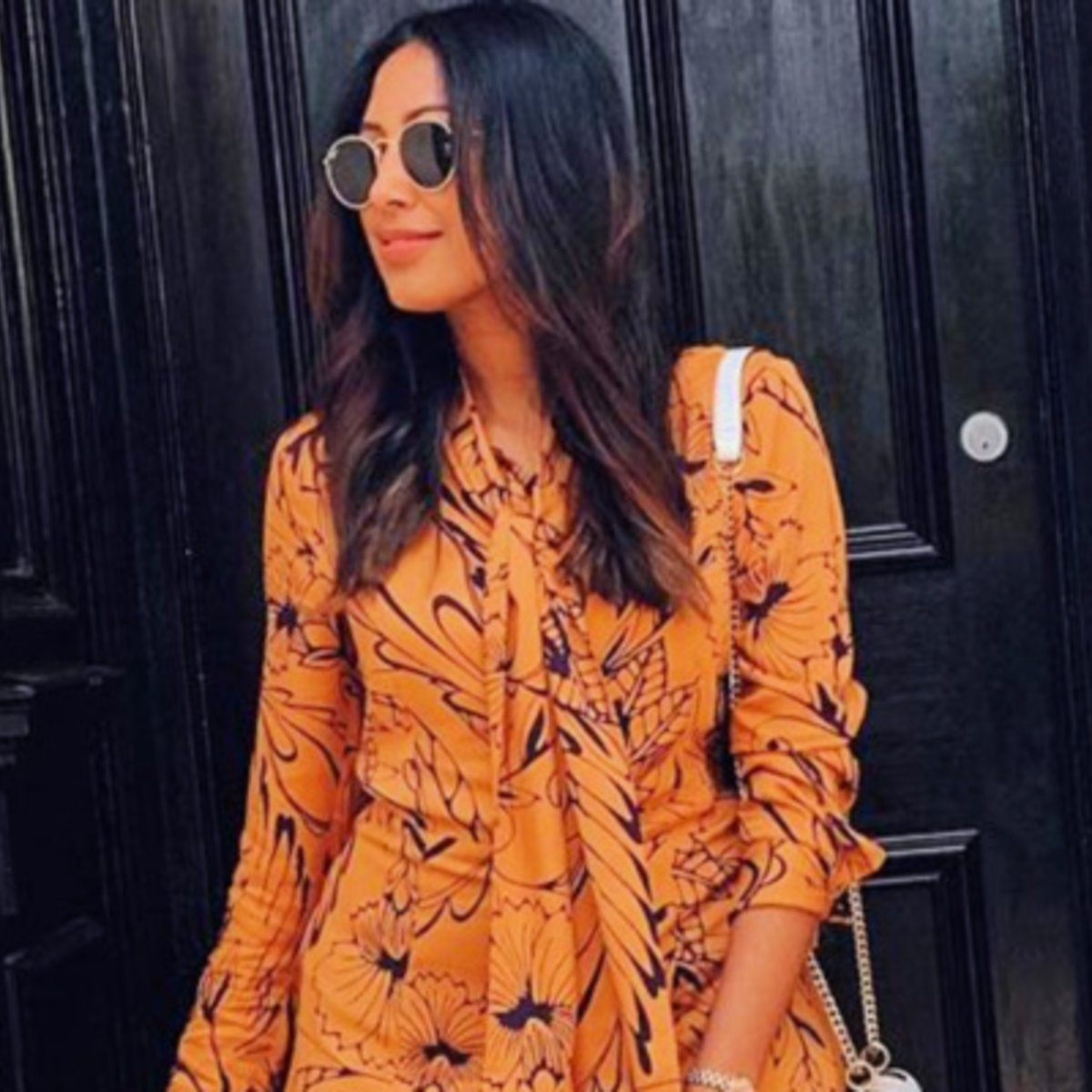 11 STUNNING summer dresses with long sleeves and high necklines.