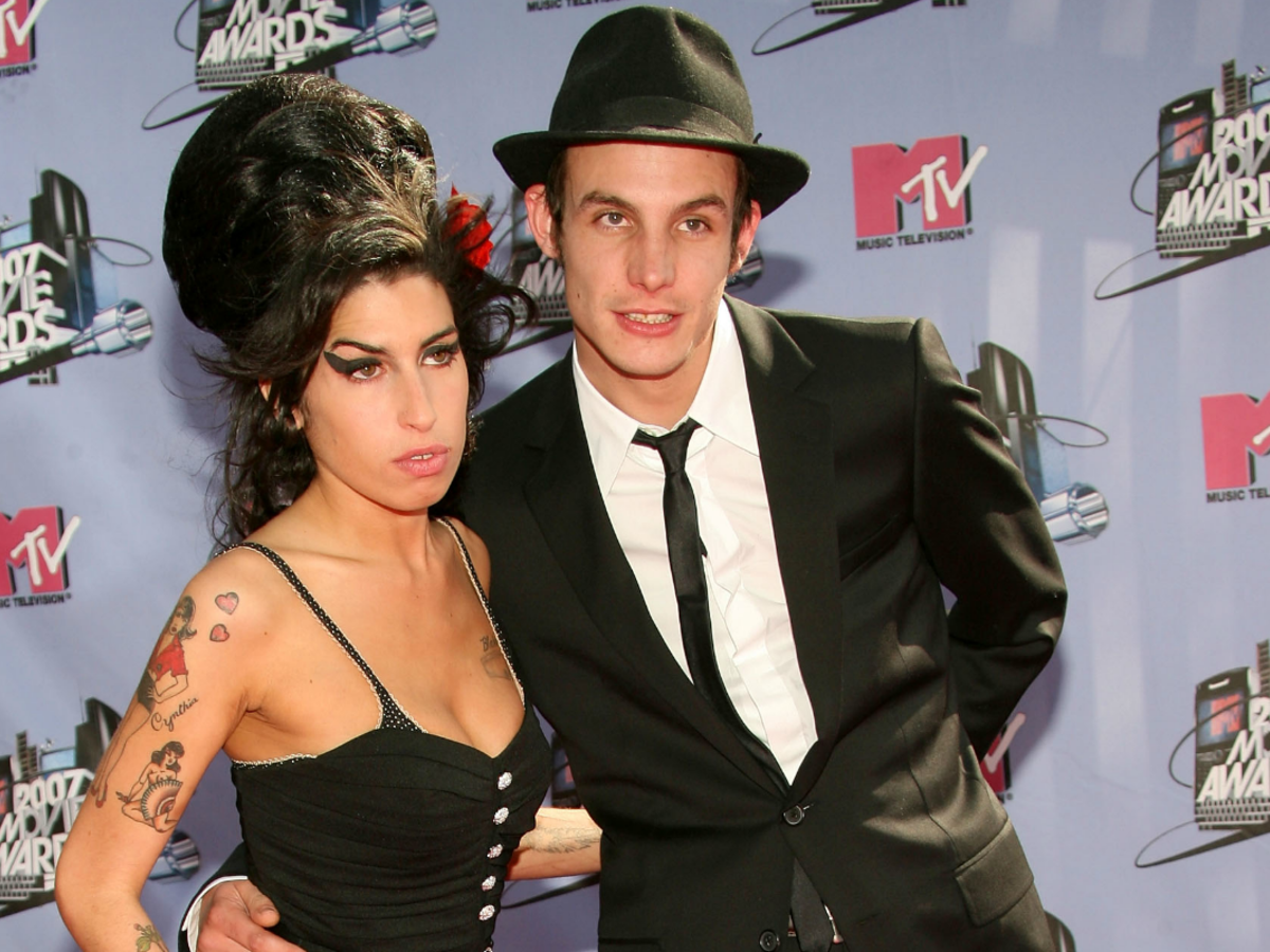 Inside Amy Winehouse S Dark And Destructive Relationship With Blake Fielder Civil
