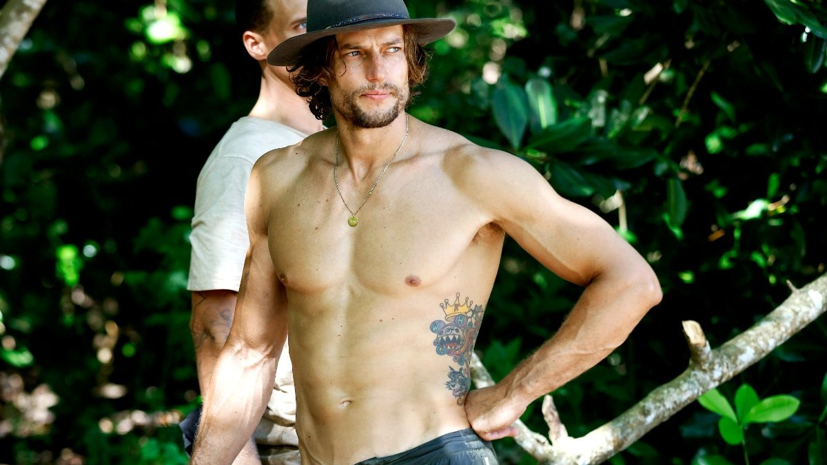 """It was completely insane."" Australian Survivor's David on the gross reality of the show."