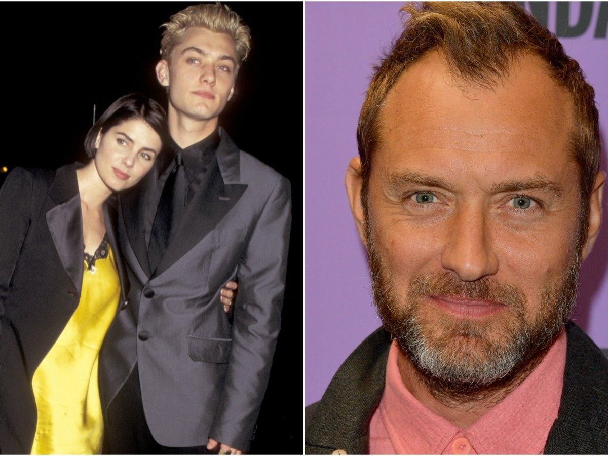 Jude Law Kids What We Know About The Actor S Family