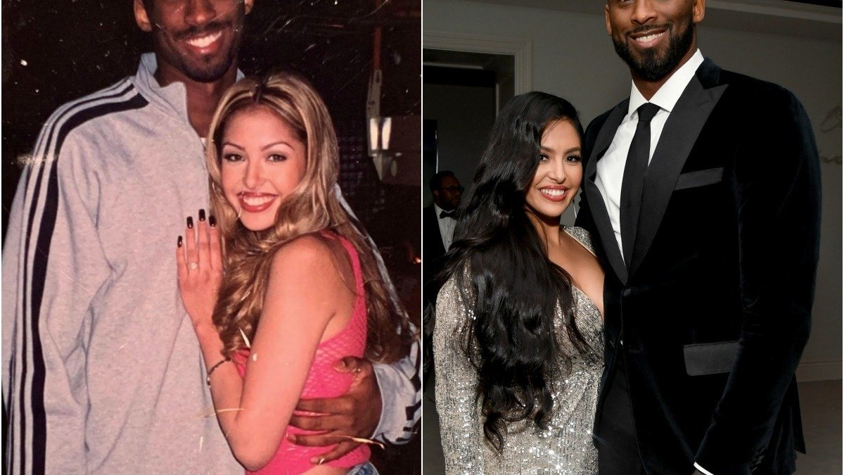 Kobe Bryant Wife Vanessa Met The Basketballer When She Was Only 17