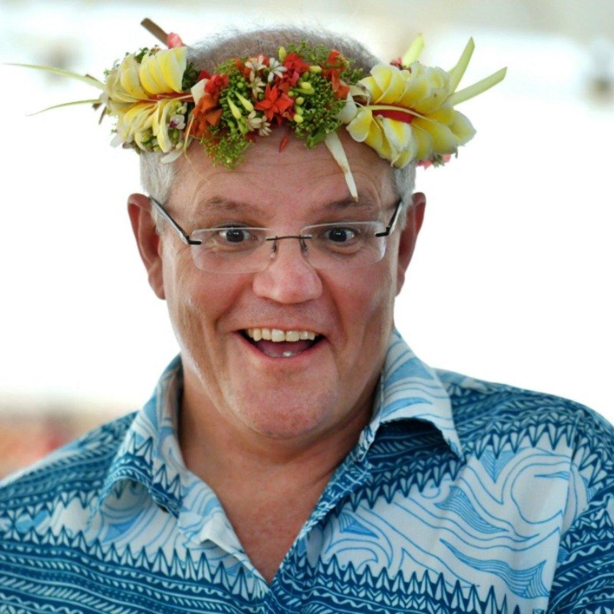Is Scott Morrison in Hawaii? A very ...