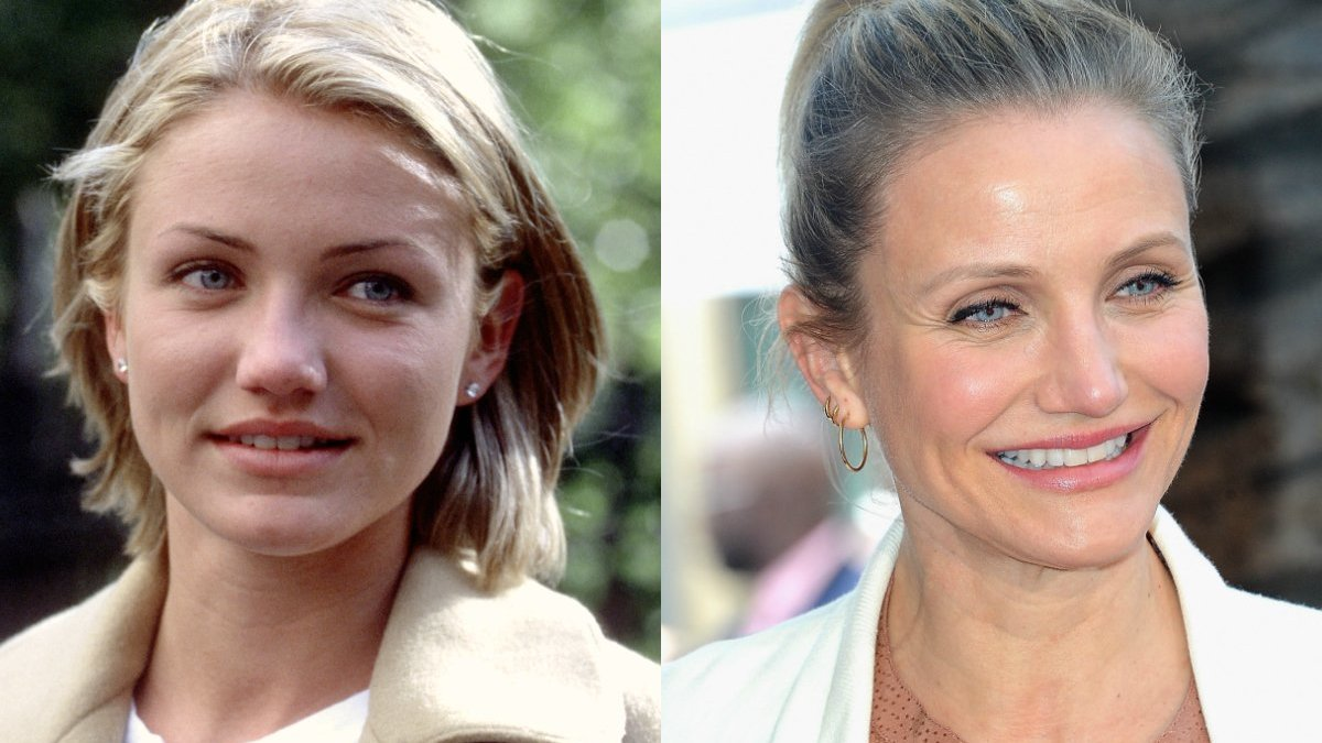 Cameron Diaz Now She May Be Retired But Won T Rule Out A Return To Acting