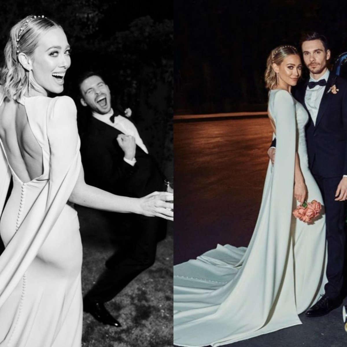 Hilary Duff Wedding Everything We Know About Her Sunset Nuptials