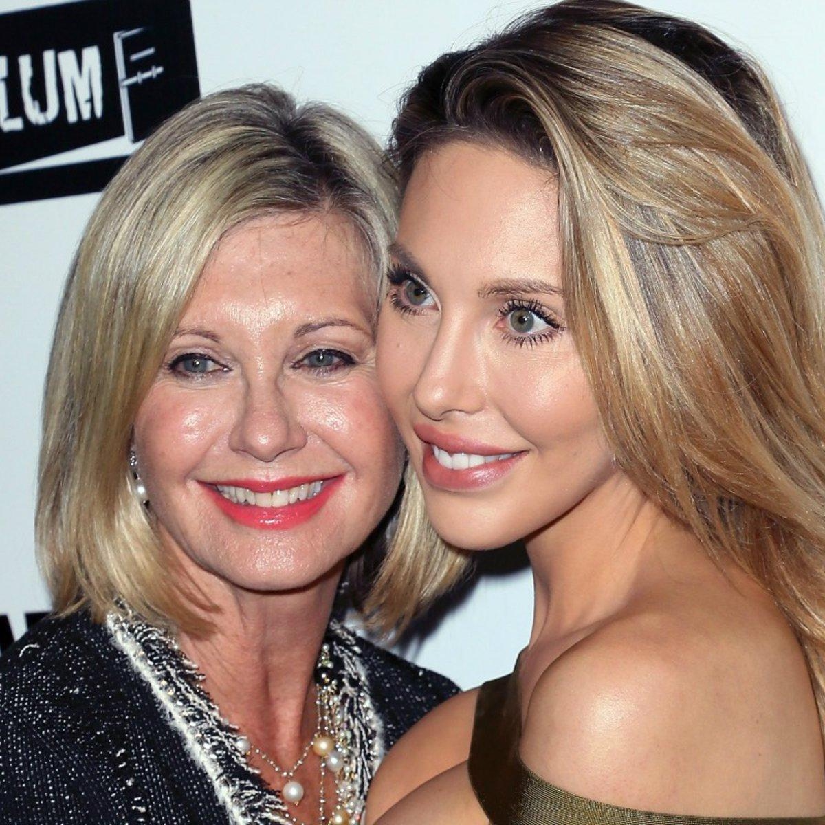 Olivia Newton John Daughter Inside The Life Of Chloe Latanzzi