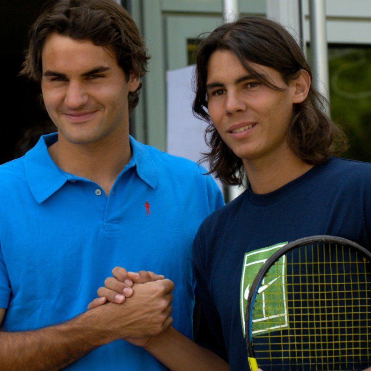 Rafael Nadal And Roger Federer S Friendship At Wimbledon 2019