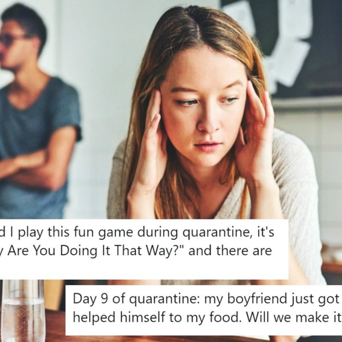 23 Funny Memes About Being In Relationship During Coronavirus