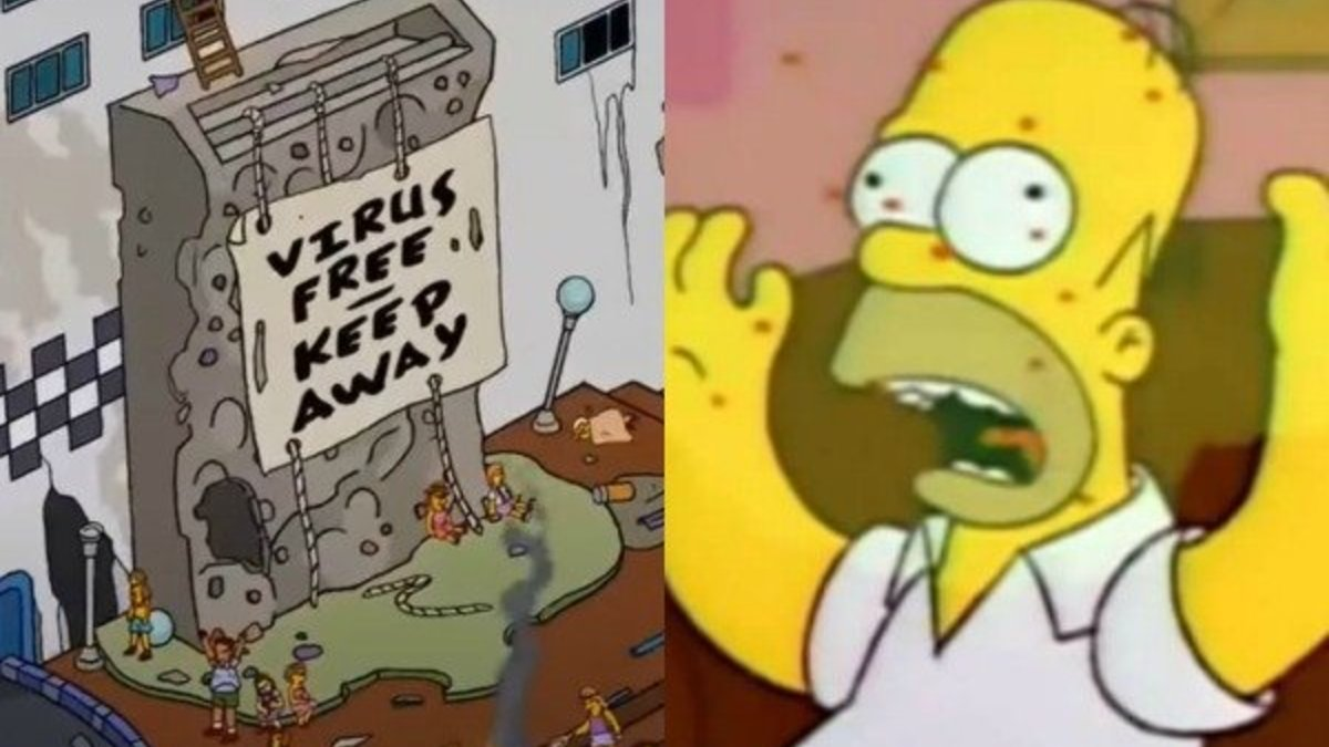 12 Times The Simpsons Predicted The Future From Coronavirus To Trump