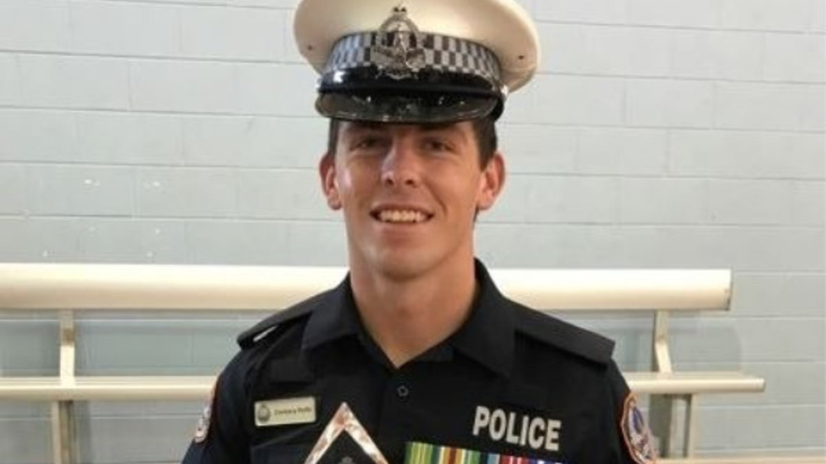 A Northern Territory policeman has been charged with murder over the shooting death of an Indigenous man, & more in News in 5.