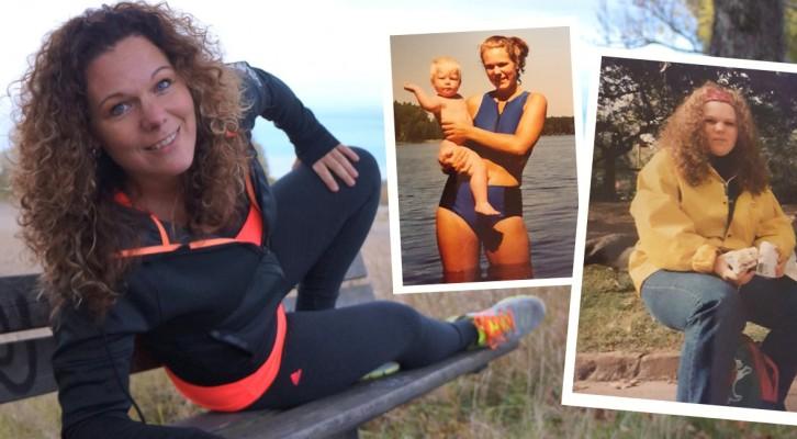 "Ex-matmissbrukaren Anki blev PT: ""Jag åt antingen massor eller inget alls"""