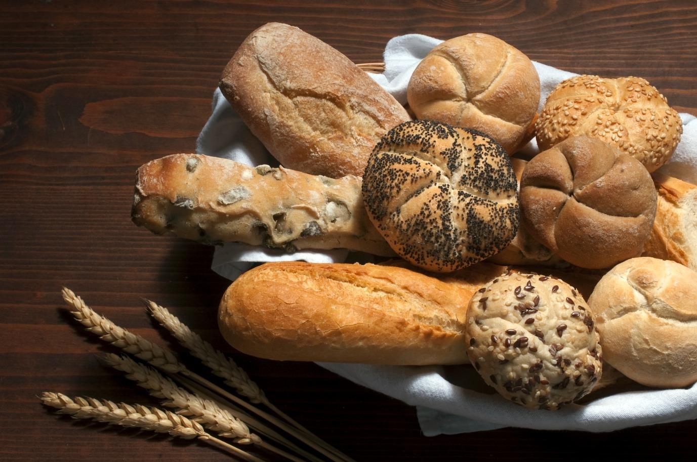 gott och nyttigt bröd
