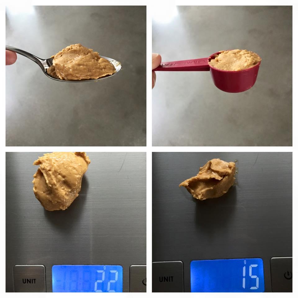 hur mycket är en matsked