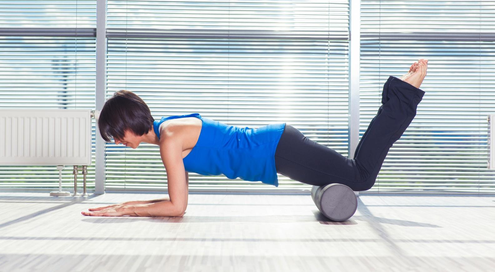 träna samma dag som massage