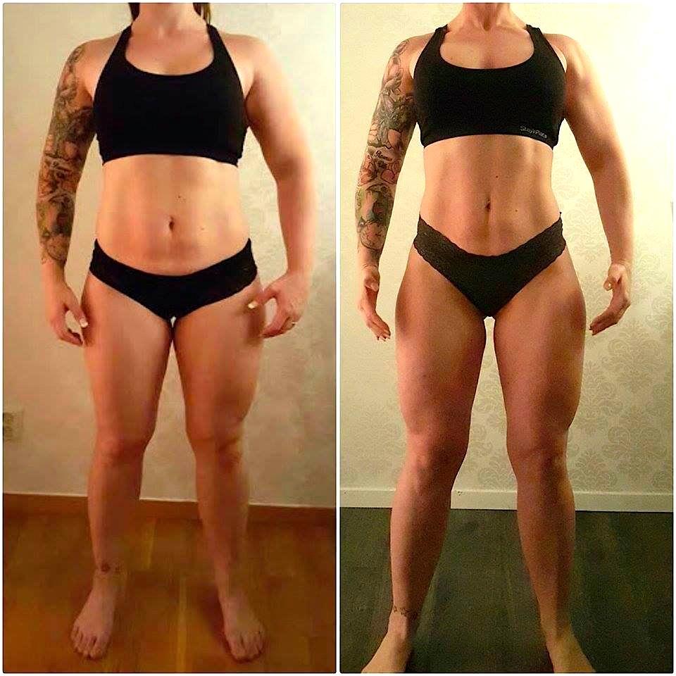 fett till muskler