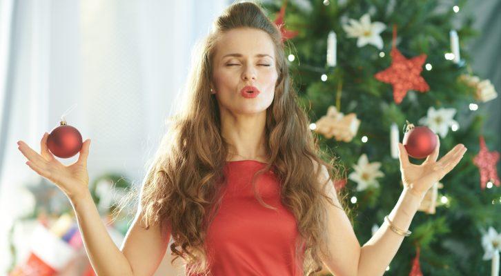 Jul, jul strålande jul – med acceptans och närvaro
