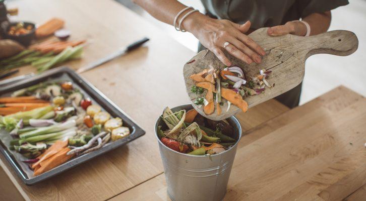 Minska ditt matsvinn - gör en insats för miljön och spara samtidigt både tid och pengar