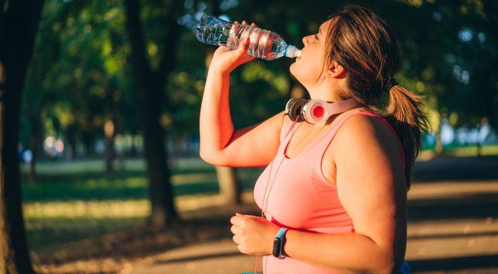 Vätskebehov och löpning i värmen
