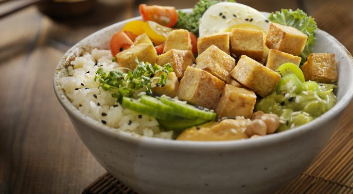 Veganska alternativ till kött – tofu och tempeh