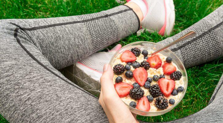 Ät rätt före och efter ditt löppass!
