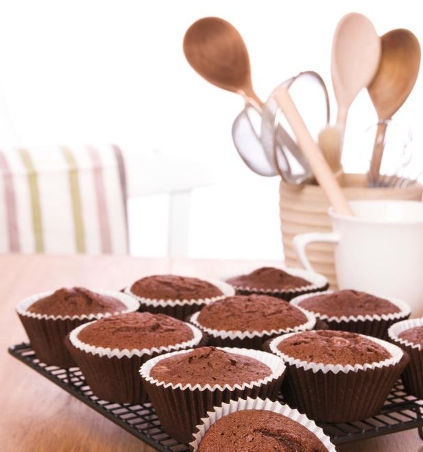 Muffins starter
