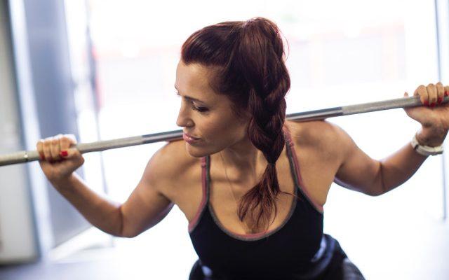 """Olga berättar om sin nya bok """"Olgas omstart: Mat, träning och hormoner när kroppen förändras"""""""