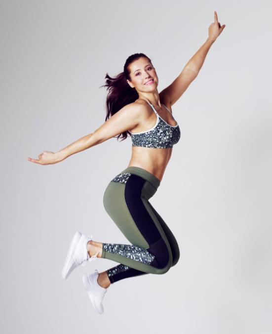 Olga jumping 2