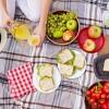 Nyttiga mellanmål att ta med till picknicken/att grilla
