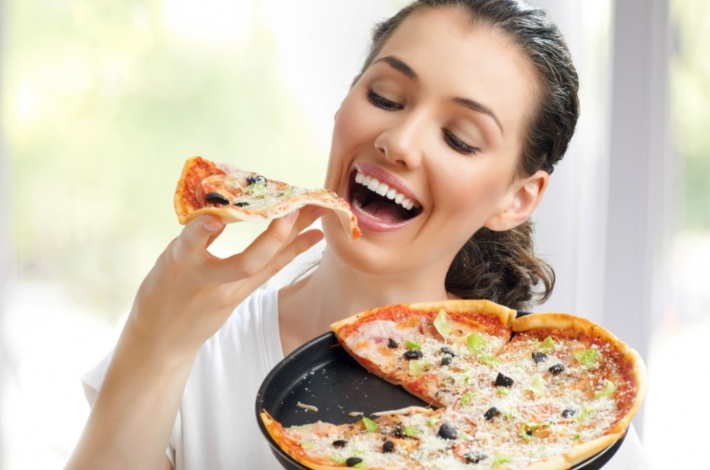 Pizzawoman start