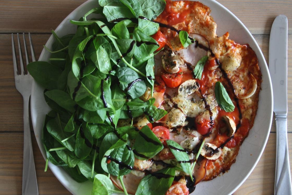 Proteinpizza start
