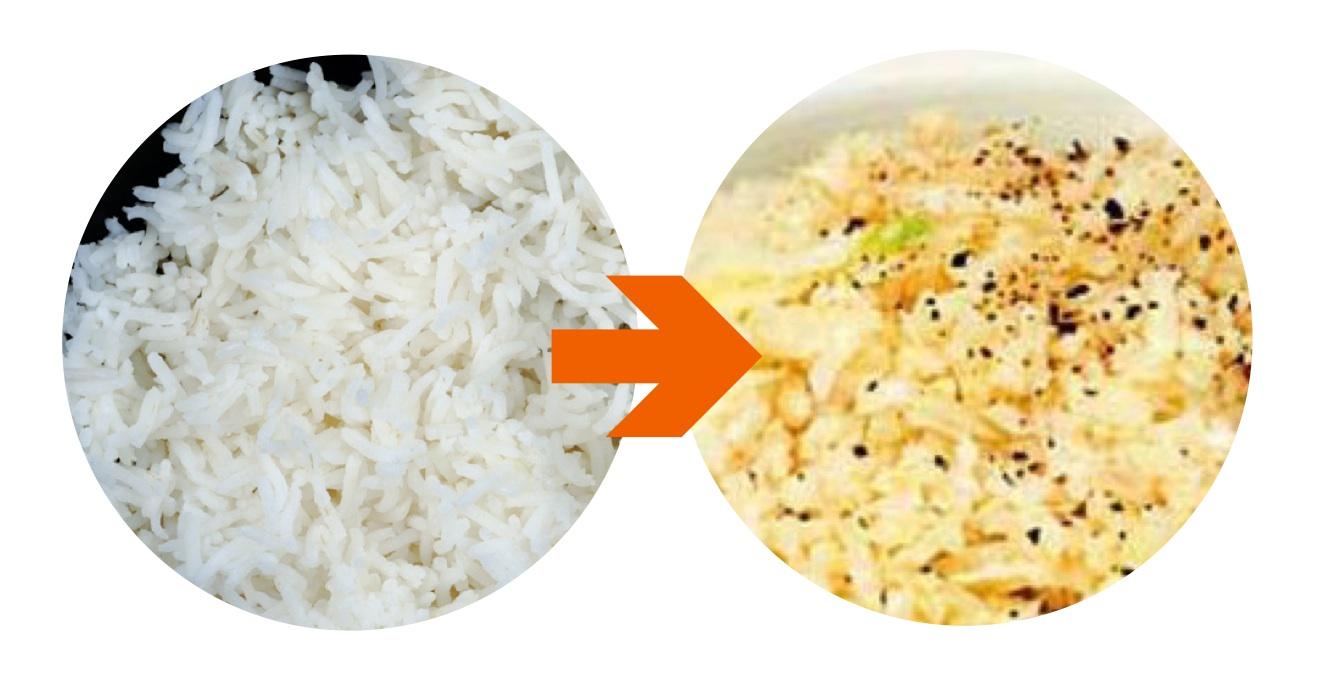 ris utan kolhydrater