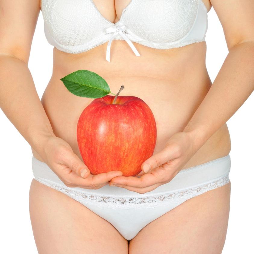apple shape start