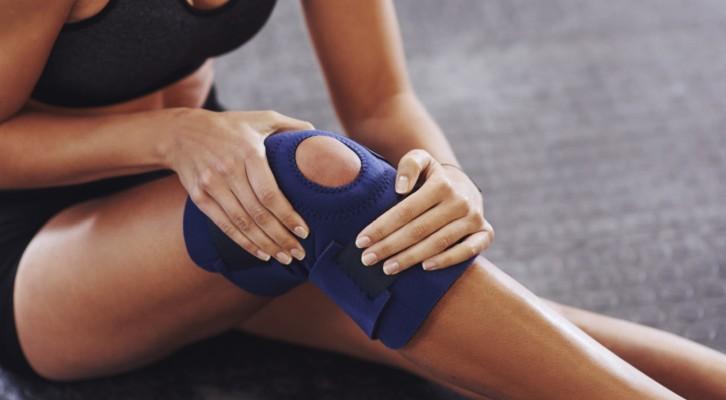 Hur ska du träna med dåliga knän?