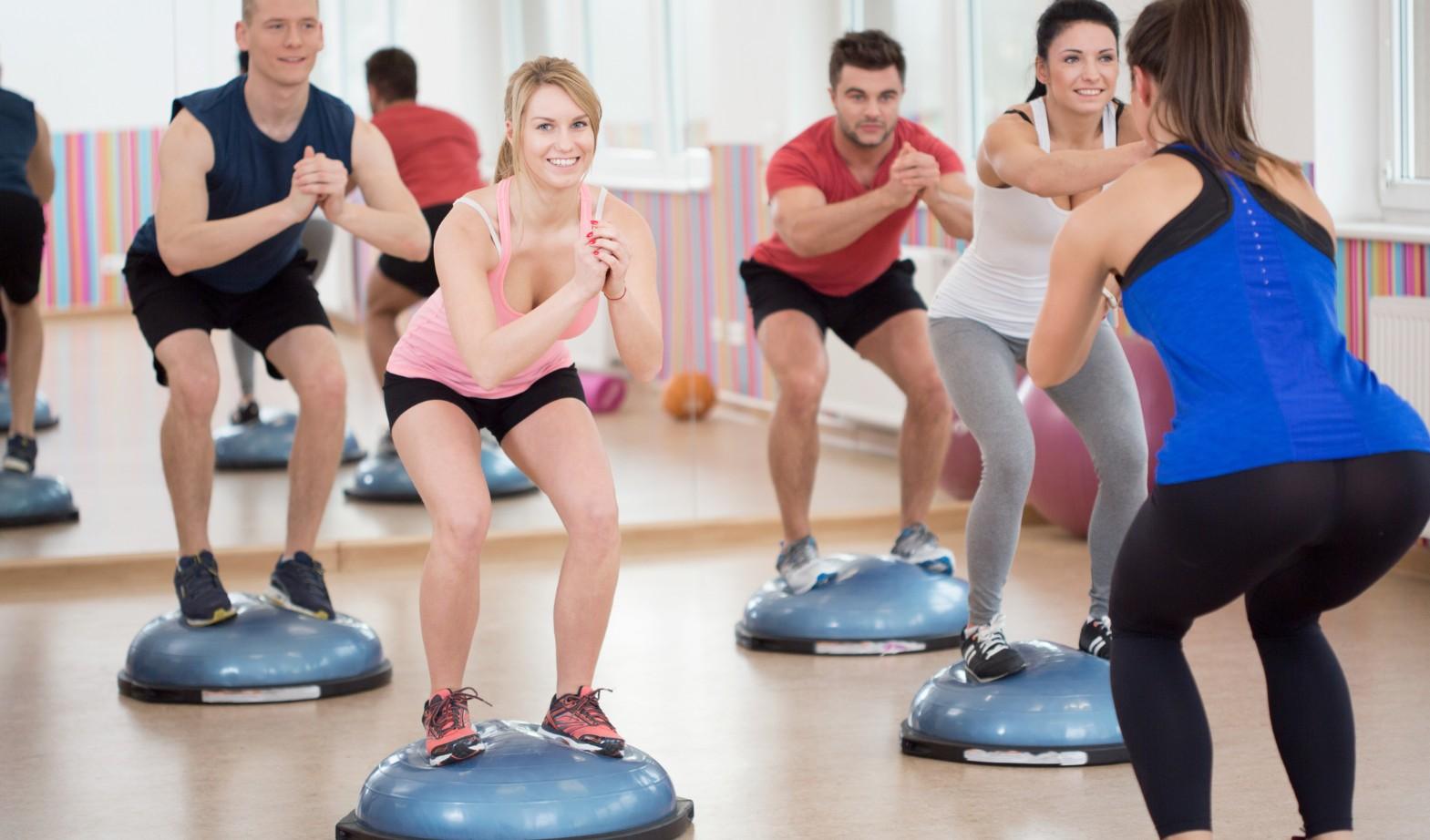 träna balans för äldre