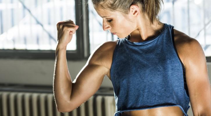 Fokusera på att bli stark och frisk – viktnedgången kommer på köpet
