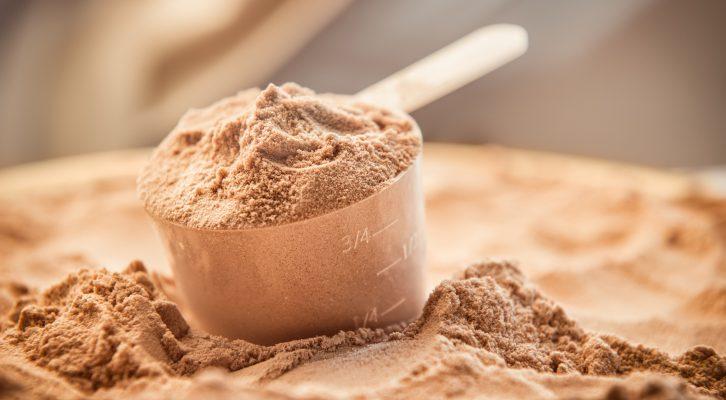 Olgas superrecept till alla tränande chokladsugna