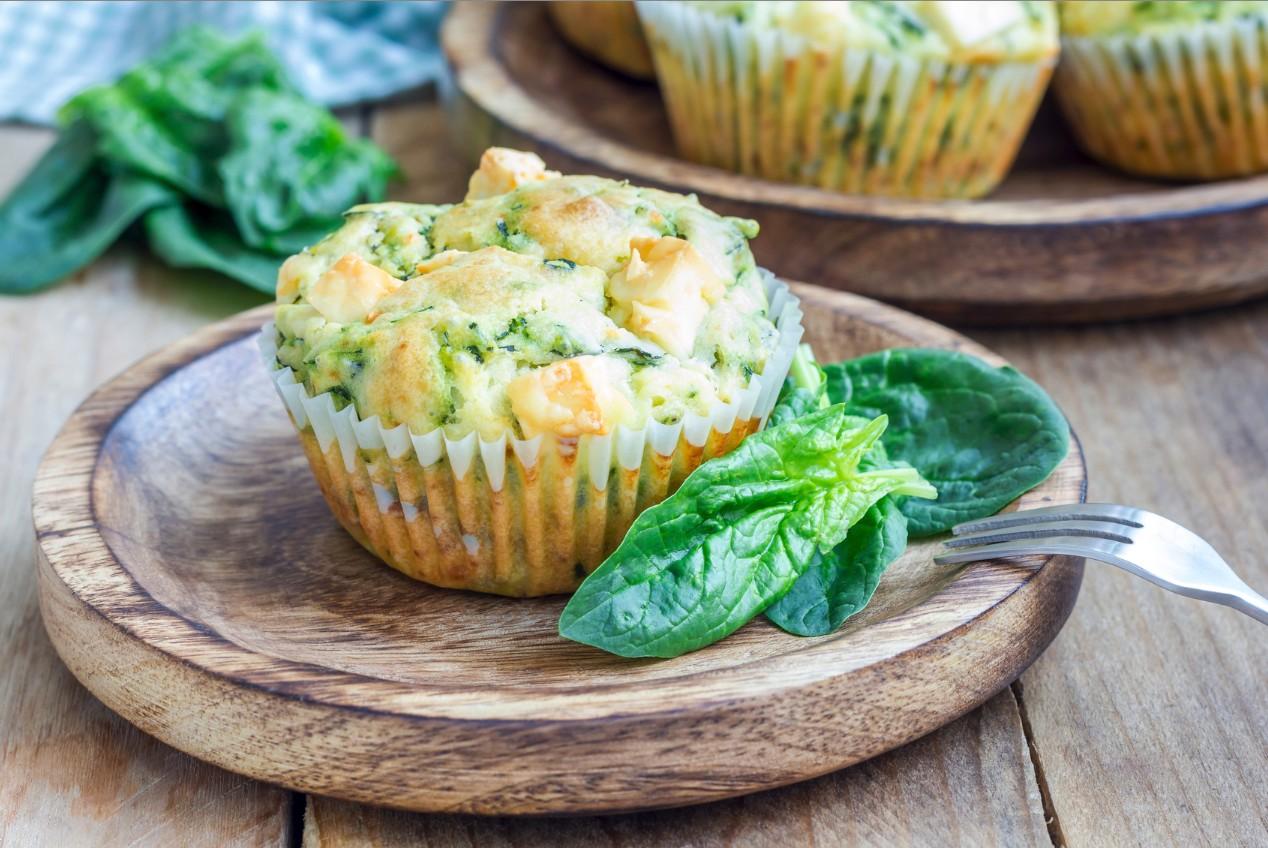 ägg muffins nyttiga
