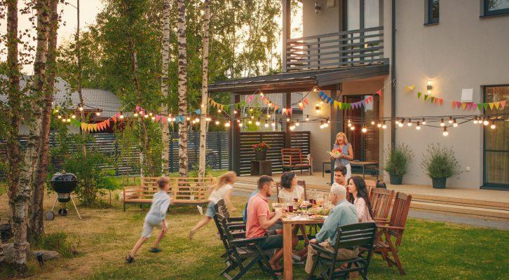 Tips för att fixa sommarfesten – snabbt, lätt och utan stress!