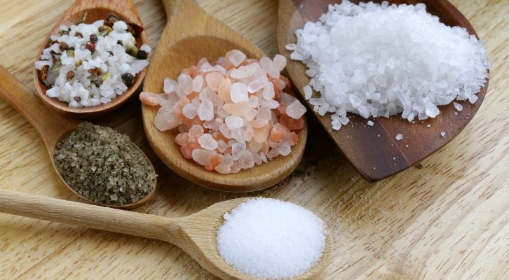 Allt du behöver veta om salt
