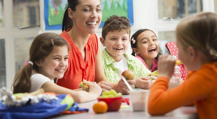 Äter du pedagogisk lunch? Så får du portionskontroll!