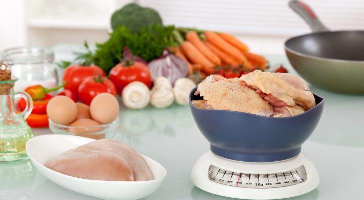 Att väga mat – i rå eller tillagad form?