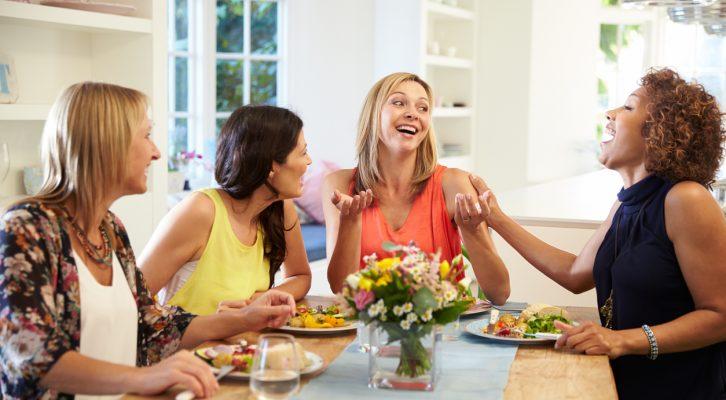 Du är inte vad du äter utan blir vad du tänker