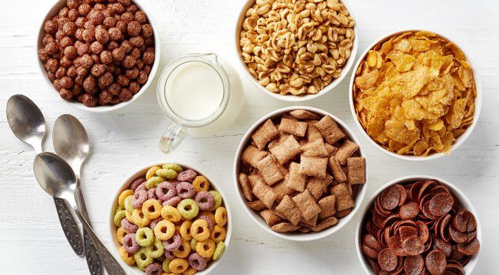 Hitta rätt bland flingorna, müslin och granolan