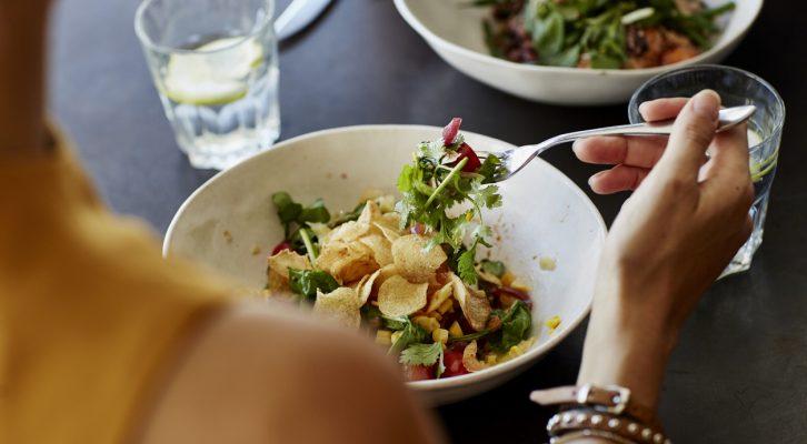 Äta ute? Så äter du gott och hälsosamt!