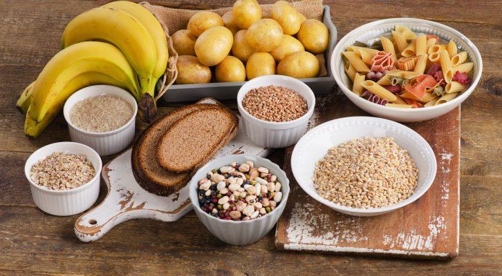 Om stärkelserika kolhydrater
