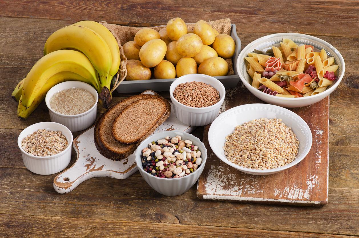 exempel på kolhydrater
