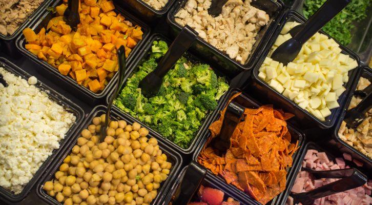 Mat på språng – de bästa alternativen