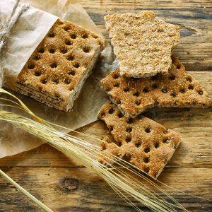kalorier hårt bröd